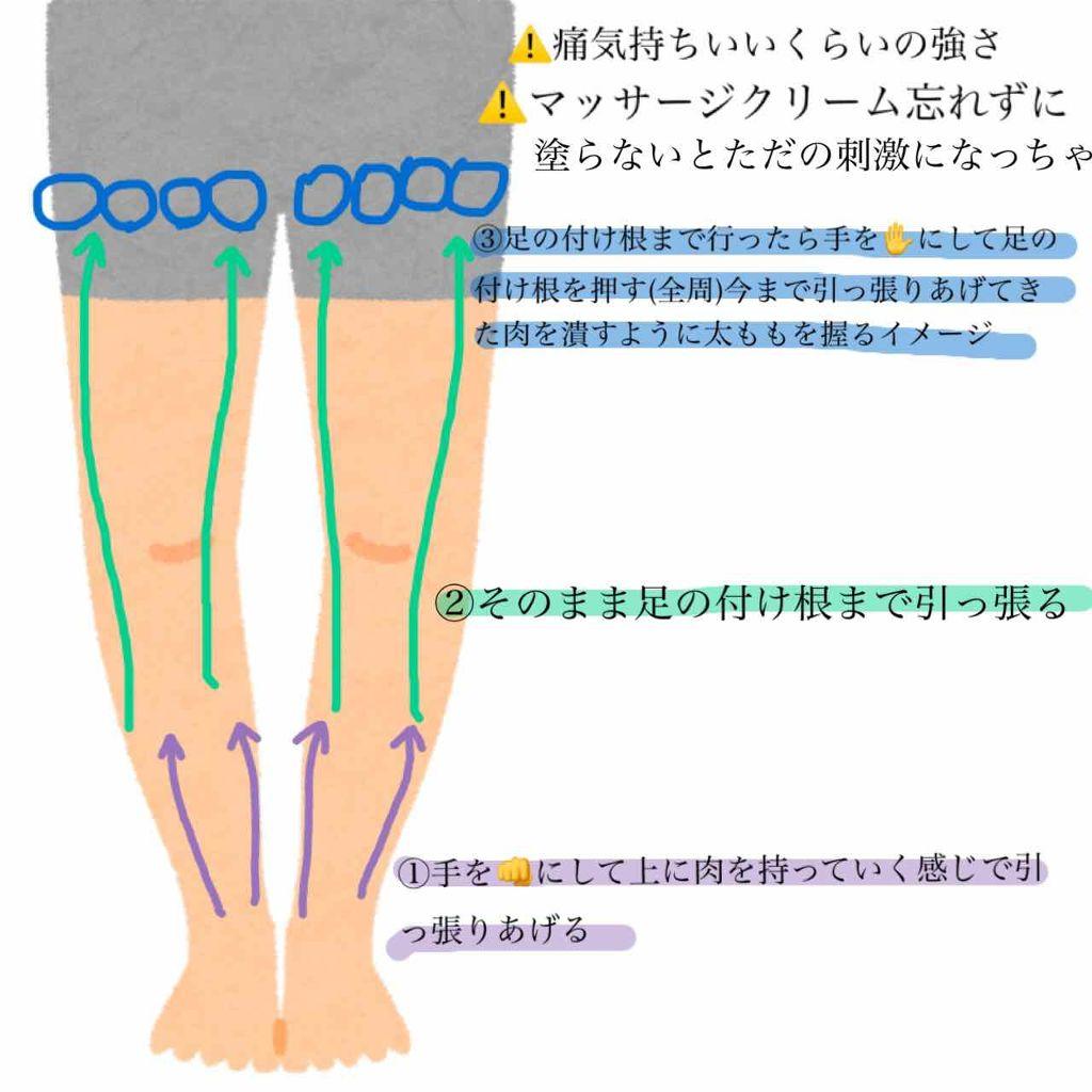 痩せ 足 の 付け根