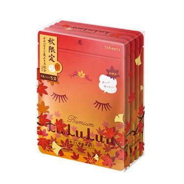 2021/9/13発売 ルルルン 秋限定 プレミアムルルルンもみじ(色づく季節の香り)