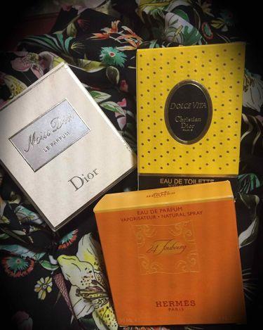 ミス ディオール ル パルファン/Dior/香水(レディース)を使ったクチコミ(3枚目)