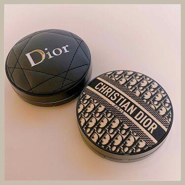 ディオールスキン フォーエヴァー クッション ディオールマニア エディション/Dior/クッションファンデーションを使ったクチコミ(3枚目)