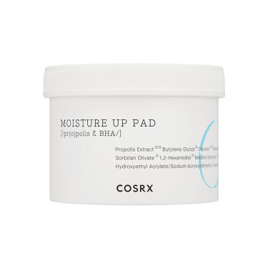 One Step Moisture Up Pad (ワンステップモイスチャーアップパッド) COSRX.INC