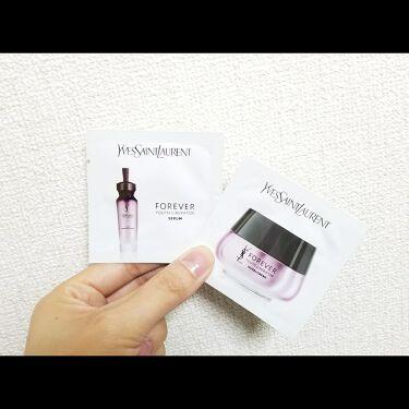 フォーエバー リブレイター エッセンス ローション/YVES SAINT LAURENT BEAUTE/化粧水を使ったクチコミ(2枚目)