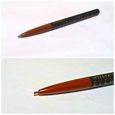 スリムアイブローペンシル/インテグレート/アイブロウペンシルを使ったクチコミ(1枚目)