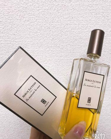 セルジュ ルタンス サマジェステラローズ オードパルファム/セルジュ・ルタンス/香水(その他)を使ったクチコミ(1枚目)