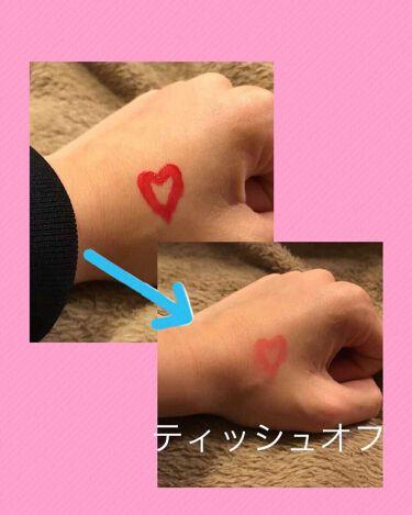 インク ベルベット/PERIPERA/口紅を使ったクチコミ(3枚目)