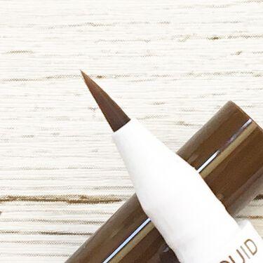 chiyo36 on LIPS 「薄づきで重ねてもキレイに発色するティントリキッドと、ひと塗りで..」(3枚目)