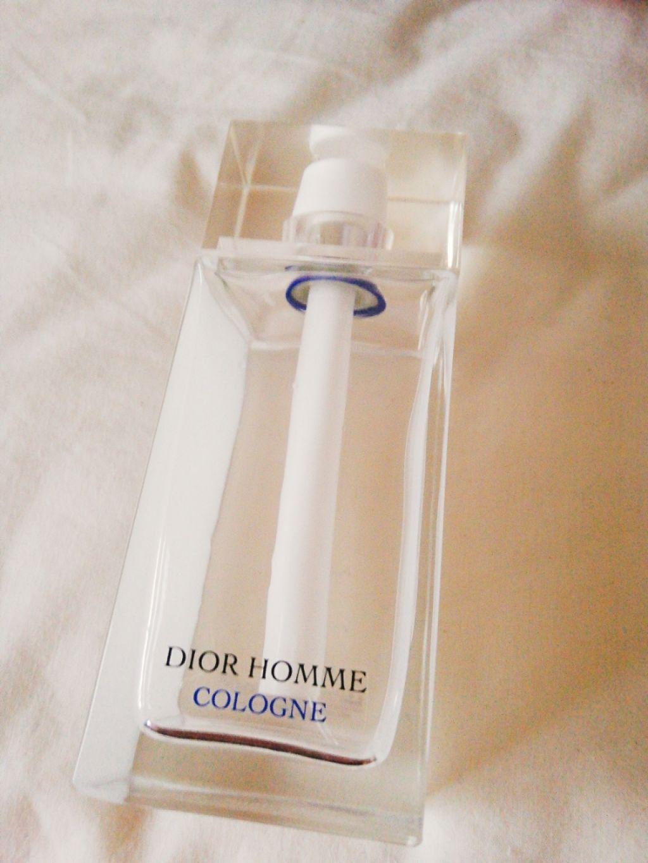 cf5fb9d34b2b ディオール オム コロン|Diorの口コミ「夏に出番が多い香り!つけたては ...