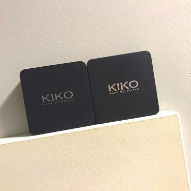 ウォーターアイシャドウ/KIKO/パウダーアイシャドウを使ったクチコミ(3枚目)