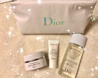 スノー ブライトニング エッセンスローション/Dior/化粧水を使ったクチコミ(1枚目)
