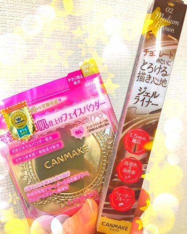 アユさんの「キャンメイクマシュマロフィニッシュパウダー<プレストパウダー>」を含むクチコミ
