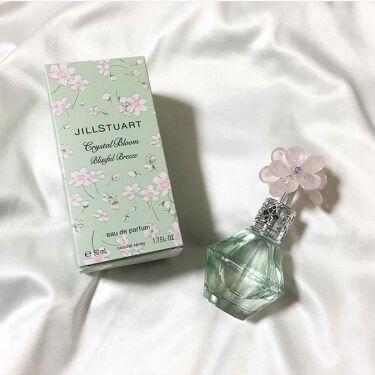 クリスタルブルーム ブリスフルブリーズ オードパルファン/JILL STUART/香水(レディース)を使ったクチコミ(1枚目)