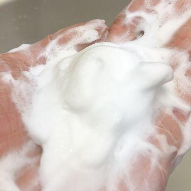 unlabel アンレーベルモイストボタニカル洗顔フォーム/unlabel/洗顔フォームを使ったクチコミ(3枚目)