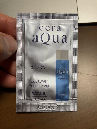 化粧水 とてもしっとり/セラアクア/化粧水を使ったクチコミ(1枚目)