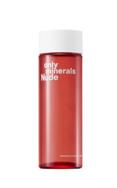 Nude バウンシーエッセンスローション ONLY MINERALS