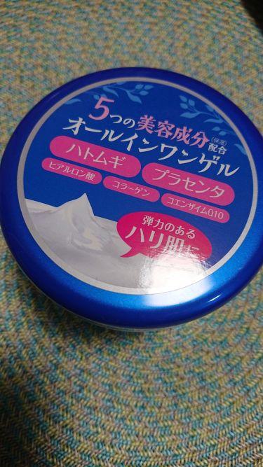 明色化粧品 贅沢ハトムギ塗る美容液マスクオールインワンゲル
