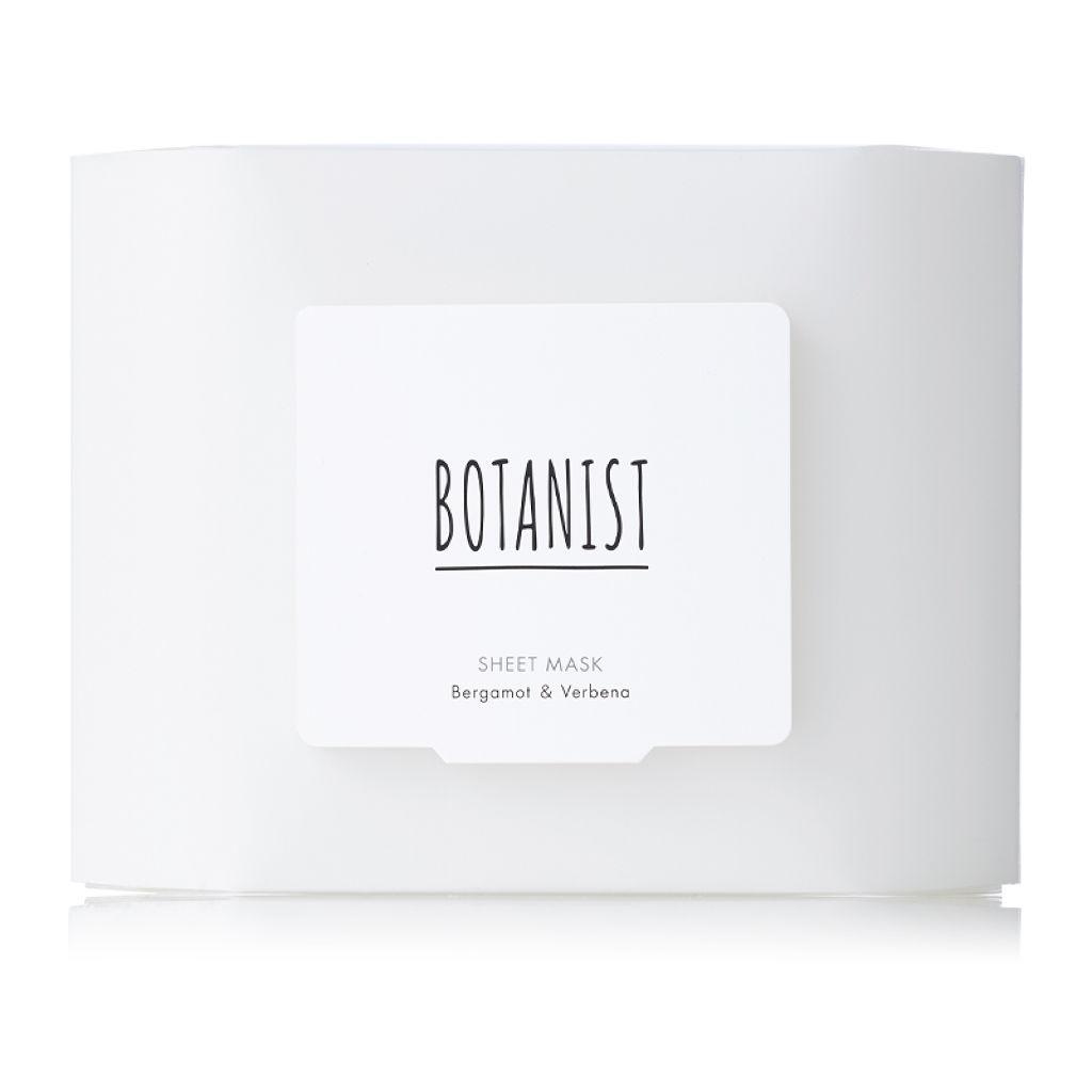 ボタニカルシートマスク/25枚入り BOTANIST