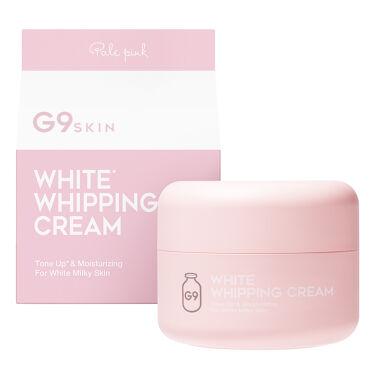 WHITE WHIPPING CREAM(ウユクリーム) ピンク
