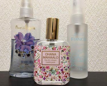 オハナ・マハロ オーデコロン <ラウレア ピュア>/OHANA MAHAALO/香水(レディース)を使ったクチコミ(2枚目)