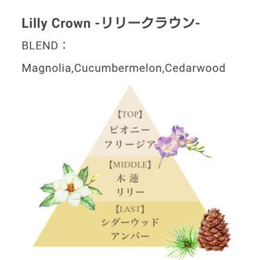 オーデコロン リリークラウン/フェルナンダ/香水(レディース)を使ったクチコミ(2枚目)