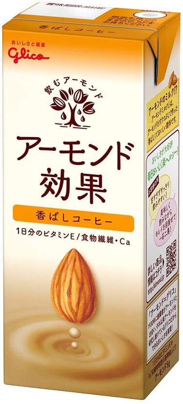 アーモンド効果 香ばしコーヒー 200ml