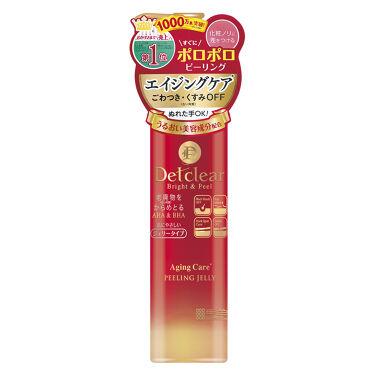 DETクリア ブライト&ピール ピーリングジェリー <エイジングケアタイプ> 明色化粧品