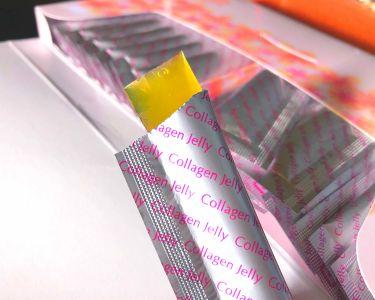 スリーステップコラーゲンゼリー/きめやか美研/美肌サプリメントを使ったクチコミ(2枚目)