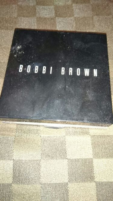 ハイライティング パウダー/BOBBI BROWN/ハイライトを使ったクチコミ(2枚目)