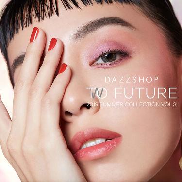 2019 SUMMER COLLECTION VOL.3   思い描く未来の差し色に、ポジティブな血色感を。 https://www.dazzshop.com/f/2019summer/07/  model:Kiwi Lee(@kiwileehan) makeup:Masayoshi Okudaira