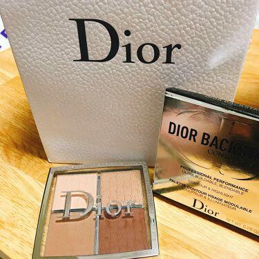 ディオール バックステージ コントゥール パレット/Dior/プレストパウダーを使ったクチコミ(1枚目)
