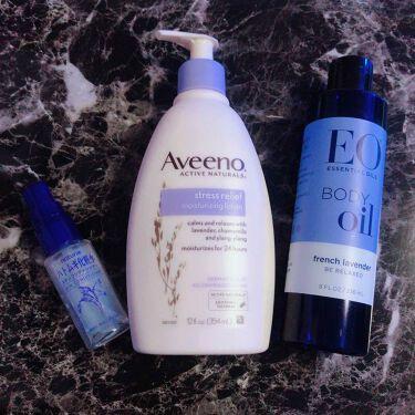 Stress Relief Moisturizing Lotion/Aveeno(海外)/ボディローション・ミルクを使ったクチコミ(2枚目)