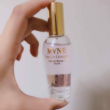 オーデコロン ナチュラルブーケ/MVNE(ミューネ)/香水(レディース)を使ったクチコミ(3枚目)
