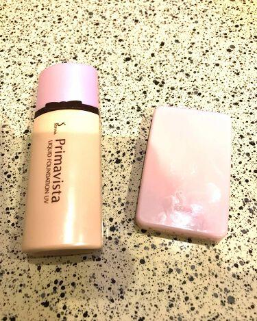 くずれにくい 化粧のり実感リキッドファンデーションUV/ソフィーナ プリマヴィスタ/リキッドファンデーションを使ったクチコミ(2枚目)