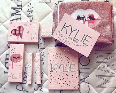 ベルベット リキッド リップスティック/Kylie Cosmetics/口紅を使ったクチコミ(1枚目)