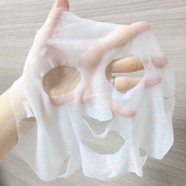 スーパー毛穴引き締めマスクプラセンタ/ラボラボ/シートマスク・パックを使ったクチコミ(3枚目)