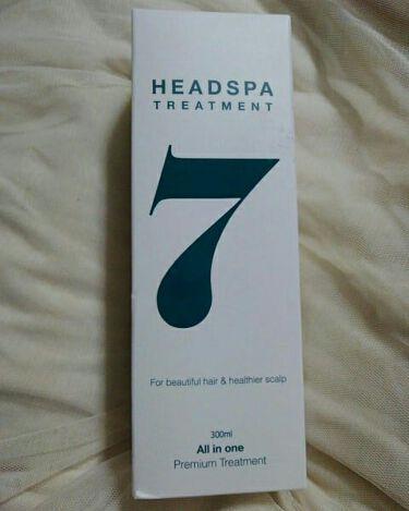 【画像付きクチコミ】韓国ヘアケア『HEADSPA7』★株式会社イースマイルさんのヘッドスパセブントリートメントを使用しました(^^)美容韓国で1200万本販売で話題のヘアケアブランドだそうです。ヘッド部分?を付け替えて使用します。透明なキャップ部分?を回...