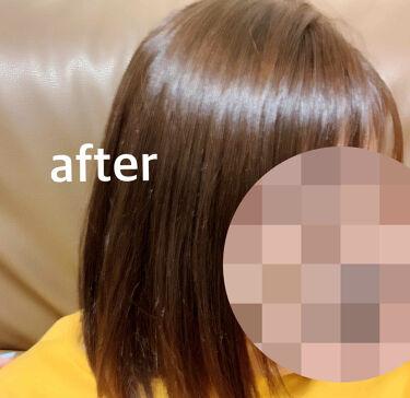 泡カラー(医薬部外品)/リーゼ/ヘアカラー・白髪染め・ブリーチを使ったクチコミ(3枚目)