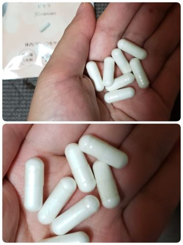 BISERA-ビセラ-/自然派研究所/ボディシェイプサプリメントを使ったクチコミ(4枚目)