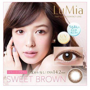 LuMia(ルミア)ワンデー/LuMia/カラーコンタクトレンズを使ったクチコミ(4枚目)