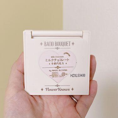 Love Bear ブラッシュ/FlowerKnows/パウダーチークを使ったクチコミ(3枚目)