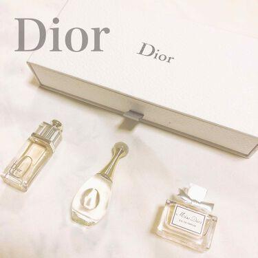 ジャドール オードゥ パルファン/Dior/香水(レディース)を使ったクチコミ(1枚目)
