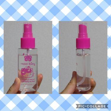 モイスチャー ミストローション II (しっとり)/アルージェ/ミスト状化粧水を使ったクチコミ(4枚目)