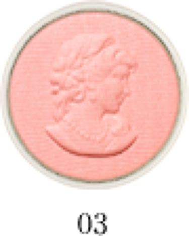 ミニ プレスト チークカラー 03 Magnolia(マニョリア)