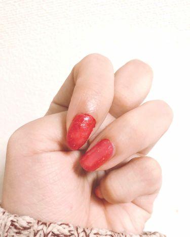 Peel Off manicure (TM ピール オフ マニキュア)/Peel Off manicure/マニキュアを使ったクチコミ(2枚目)