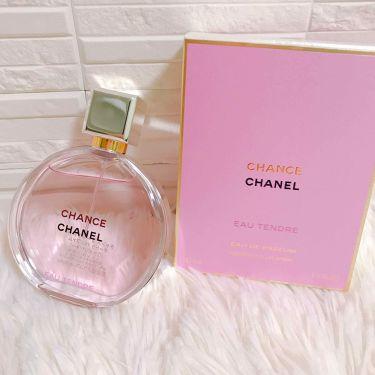 CHANCE EAU TENDRE (チャンス オーテンダー)/CHANEL/香水(レディース)を使ったクチコミ(1枚目)