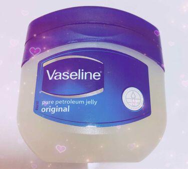 なな(テスト低浮上)さんの「ヴァセリンオリジナル ピュアスキンジェリー<ハンドクリーム・ケア>」を含むクチコミ