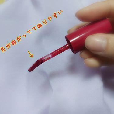 カラフルビビッドティント/ETUDE HOUSE/口紅を使ったクチコミ(2枚目)