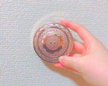 マシュマロクリアパクト/スウィーツ スウィーツ/プレストパウダーを使ったクチコミ(1枚目)