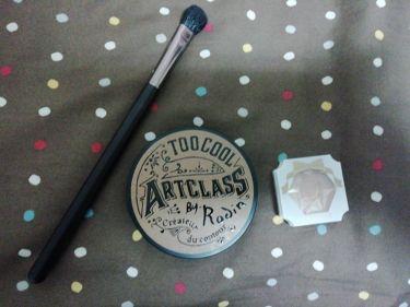 アートクラス バイ ロダン/too cool for school/プレストパウダーを使ったクチコミ(3枚目)