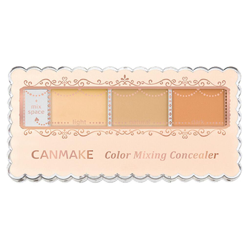 カラーミキシングコンシーラー CANMAKE