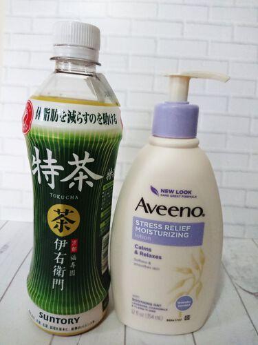 Stress Relief Moisturizing Lotion/Aveeno(海外)/ボディローションを使ったクチコミ(3枚目)